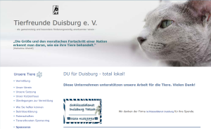Spende Schlüsseldienst Duisburg